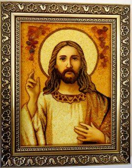 Иисус Христос і-04 Господь Вседержитель (пара с і-03)