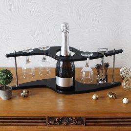 Набор для вина-Зигзаг SS09188