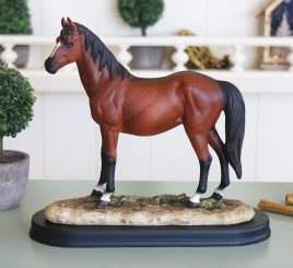 Фигура лошади 22*19*9 SM00556A