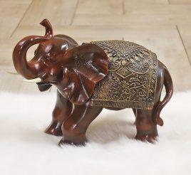 Слон покрывало 30 см Гранд Презент СП103 цв