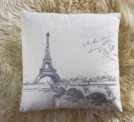 Подушка – Париж GM09-J8025