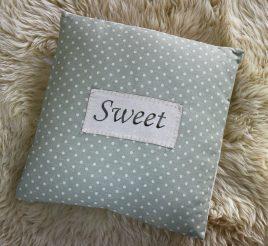 Подушка зеленая – Sweet