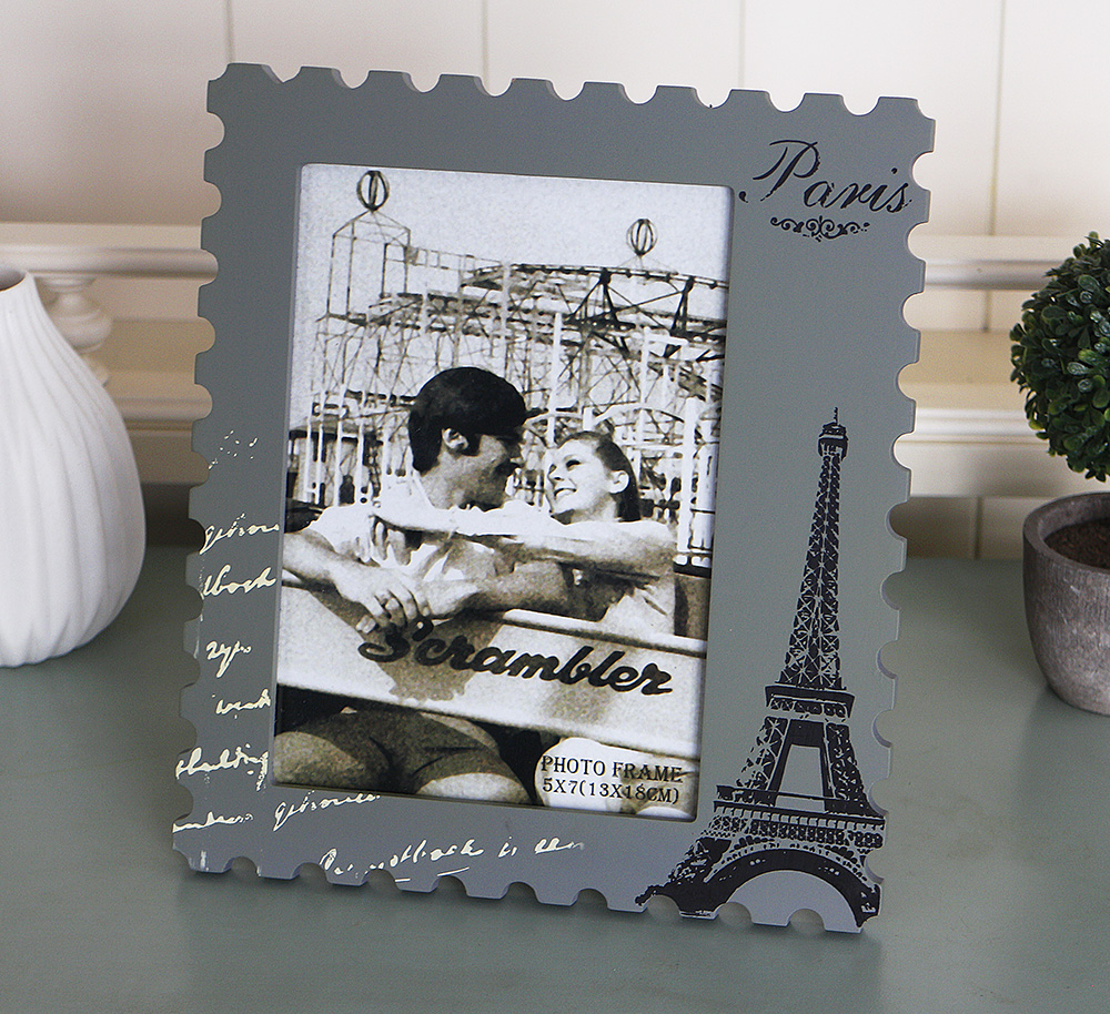 Фоторамка почтовая марка – Париж GM81-3553