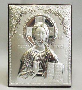 Икона Исус на деревянной основе 1029