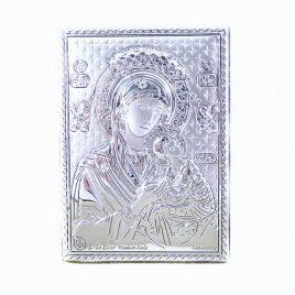 Икона Святая Мария на деревянной основе 1015