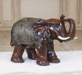 Слон коврик 37 см СП105 цв