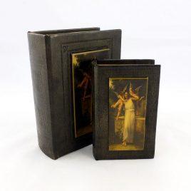 Шкатулка – Парящие ангела