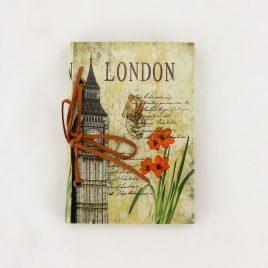 Блокнот – Лондон