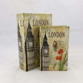 Набор шкатулок – Лондон