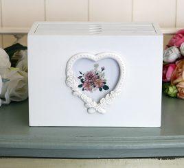 Фотоархив-Сердце с розами