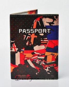 Обложка для паспорта 29
