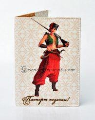 Обложка для паспорта Гранд Презент 103
