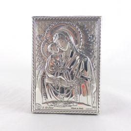 Икона Почаевская на деревянной основе 1016