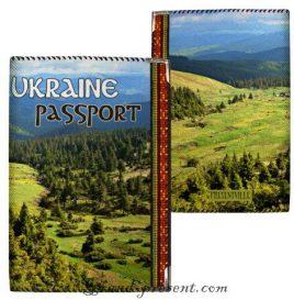 Обложка для паспорта 11370