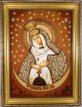 Остробрамская і-151 Икона Божией Матери 30*40