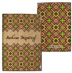 Обложка для паспорта 35155