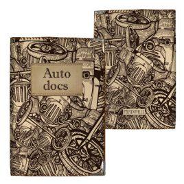 Обложка на автодокуметы
