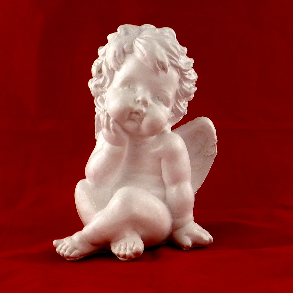 """Фігура """"Поцілунок ангела хлопчик"""""""