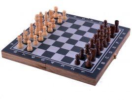 Игровой набор 3в1 шахм/шашки/нарды (29х29 см) 309  ХLY