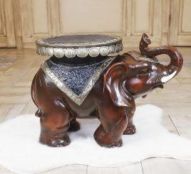 Слон стул 65 см СП108 цв