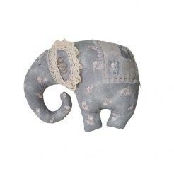 "Декоративное изделие  ""Подушка Слон"""