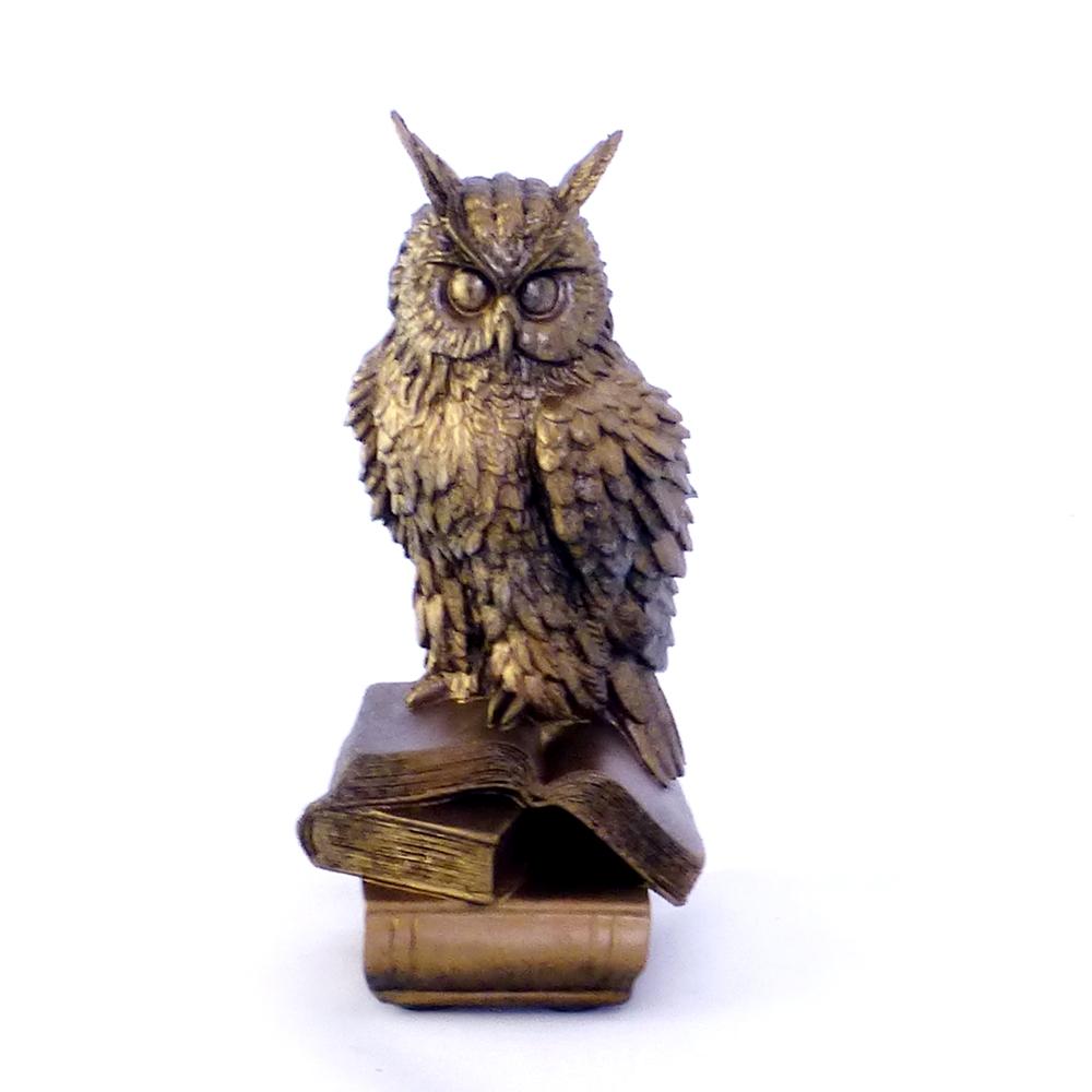Статуэтка птиц - Сова