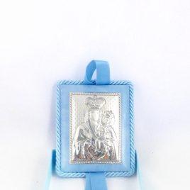 Икона Зарваницкая Божией Матери на подушечке
