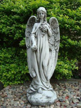 Ангел 25.5×21.5x73cm