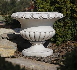 Садовый цветочный горшок большой 49.5×49.5x39cm