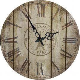 Часы круглые настенные ВСТРЕЧА 34 см