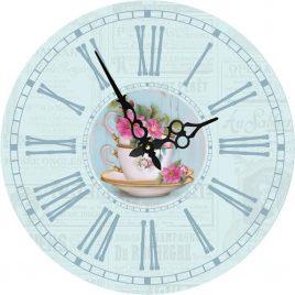 Часы круглые настенные МАЛЬВЫ 60 см Гранд Презент d6020
