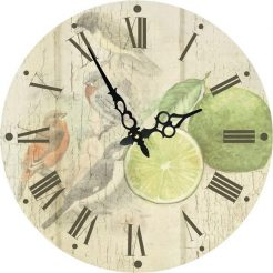 Часы круглые настенные ЛАЙМ 60 см