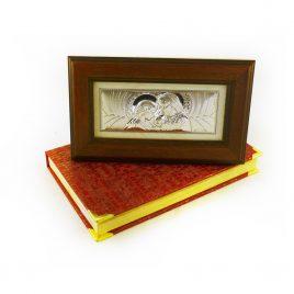 Икона Св.Семейство в деревянной рамке 55