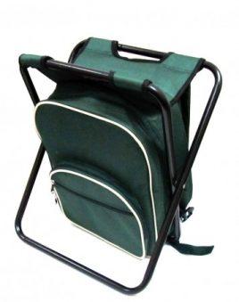 Рюкзак-табуретка для пикника на 4 персоны с наполнением
