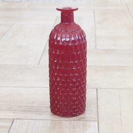 Ваза Джесси цветное стекло h25см 7056000