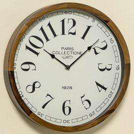 Часы Милли натуральная сосна d32см Гранд Презент 1005436