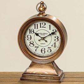 Часы Паддингтон медные h40см