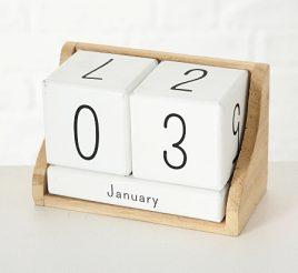 Настольный календарь МДФ 14х7х9см 3113400