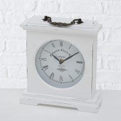 Часы Бетти МДФ белый h24 L21см 5231600