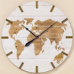Настенные часы Глобал d74см