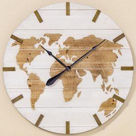 Настенные часы Глобал d74см 8048500