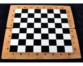 Игровой набор 3в1 Шахматы Шашки Нарды (48×48см) 8329