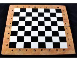 Игровой набор 3в1 нарды шахматы и шашки (29х29 см) 8309