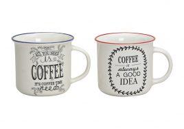 Кружка кофе керамика 9см, 300мл