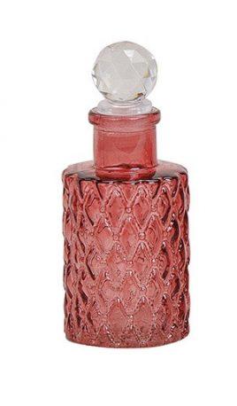Бутылочка стеклянная с шариковой крышкой 12X5см 10014983