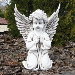 Ангел большой светящийся 35 см СП503-4 св