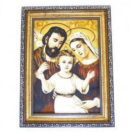 Икона Святое Семейство  і-109 20*30
