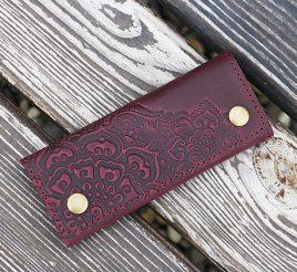 Ключница Цветок фиолетовый 6*14см Гранд Презент 10-1Ф