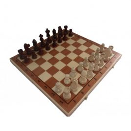 Шахматы Турнирные с инкрустацией – 7  490*490 мм СН 97