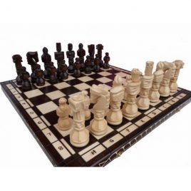 Шахматы резные ГЛАДИАТОР 600*600 мм СН 117